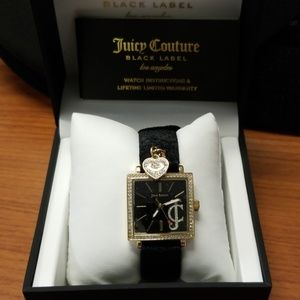 Accessories - Juicy couture black label watch